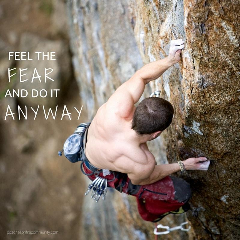 Feel The Fearand Do It Anyway Min